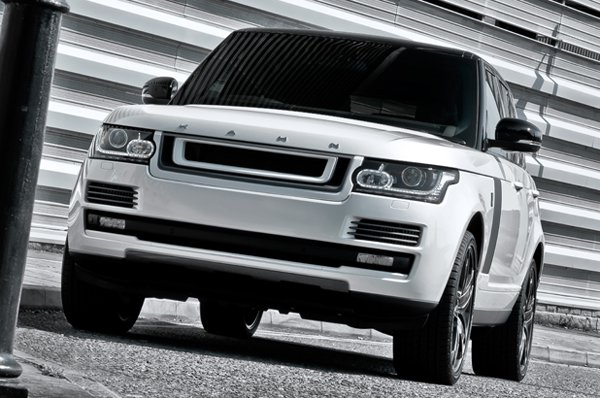 Range Rover Vogue Signature от A. Kahn Design
