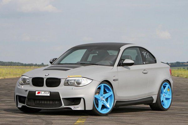 BMW 1-Series M Coupe в исполнении LEIB Engineering