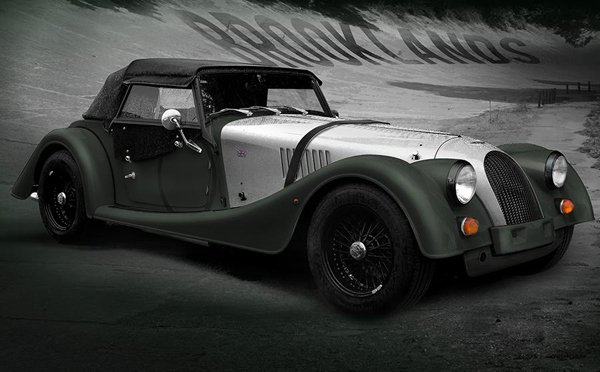 Morgan Roadster и 3 Wheeler Brooklands Edition